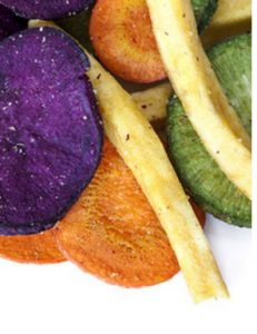 chips legumes